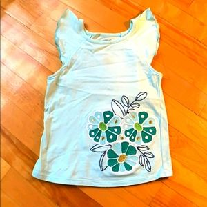 4/$20 Teal T-Shirt for 3Y